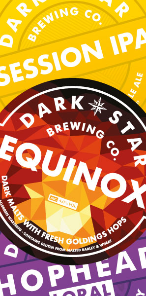Dark Star Pump Clips Design