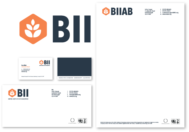 Branding for the BII