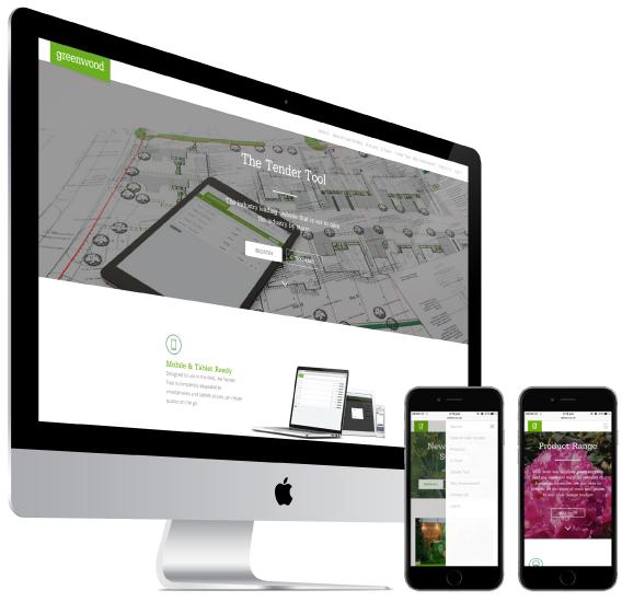 Digital Campaign for Greenwood Plants