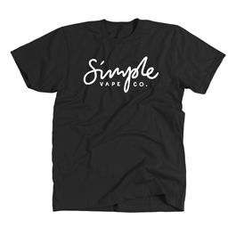 Last Minute T-Shirt Printing For Simple Vape Co.