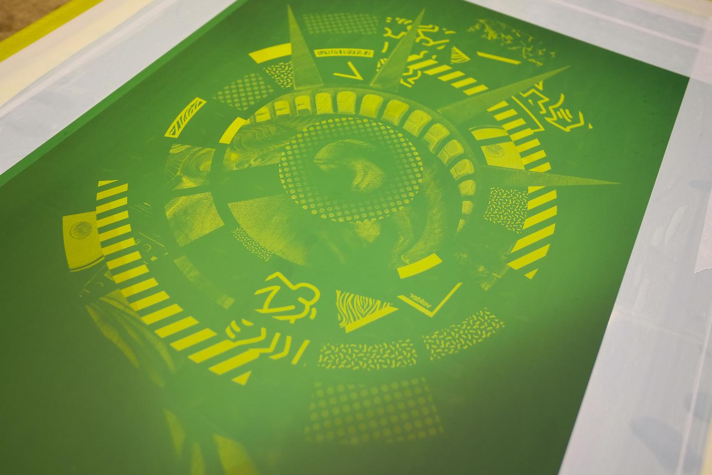 CMYK Full Colour Screen Printers