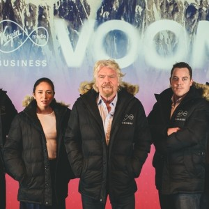 Suppliers & embroidered parkas for Virgin Media Business VOOM 2016!