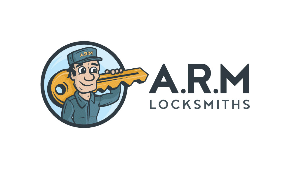 Locksmith Logo Design