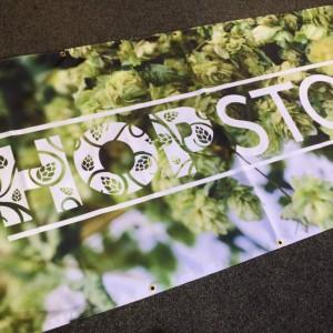 HopStop - Large Format Banner Printing