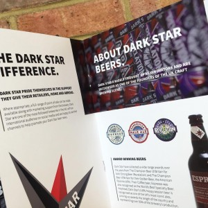 Dark Star - Printed Booklets