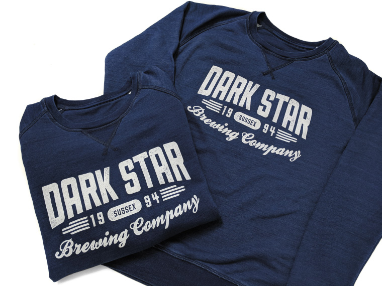 Dark Star Brewing Co. Printing