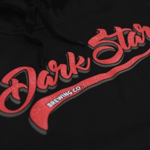 Dark Star - Screen Printed Hoodies