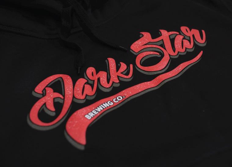 Dark Star - Screen Printed Hoodies