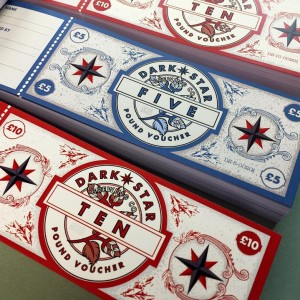 Dark Star- Brewery Shop Vouchers