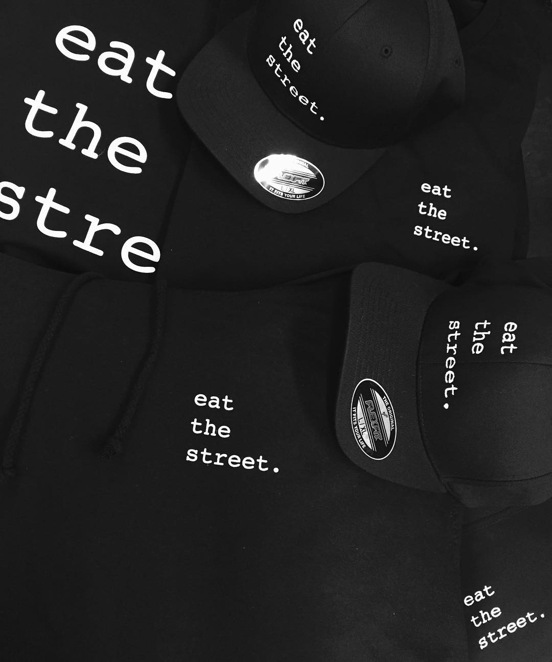 ... Eat The Street - Screen Printing & Embroidered caps ...