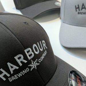 Harbour Brewing Co. Embroidered Caps