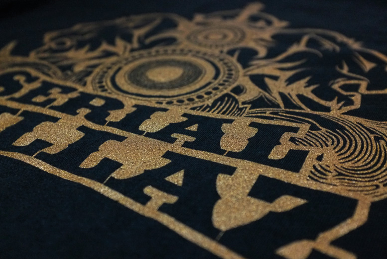 junglist-gold-screen-print-ink-detail
