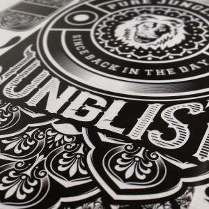 Junglist Network - Film Printing