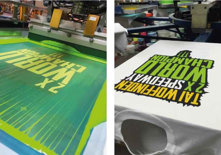 Monster Energy Screen Printed T-Shirts