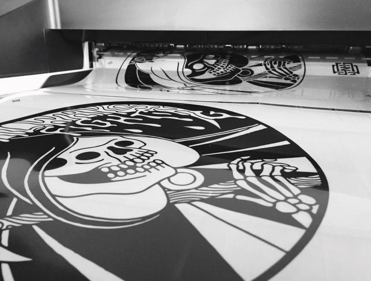Film Printing Process