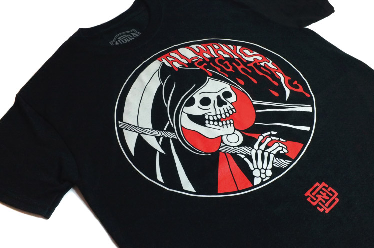 Final Screen Printed T-Shirts